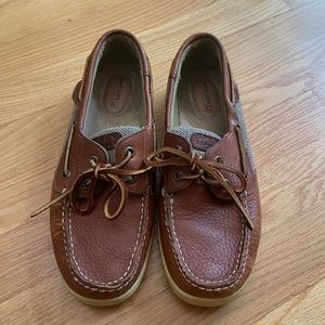 Brown Sperry's
